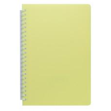 Блокнот Fresh BuroMax А5 60л чистый желтый (BM.24554056-08)