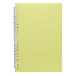 Блокнот Fresh BuroMax, А5, 60л, чистый, желтый